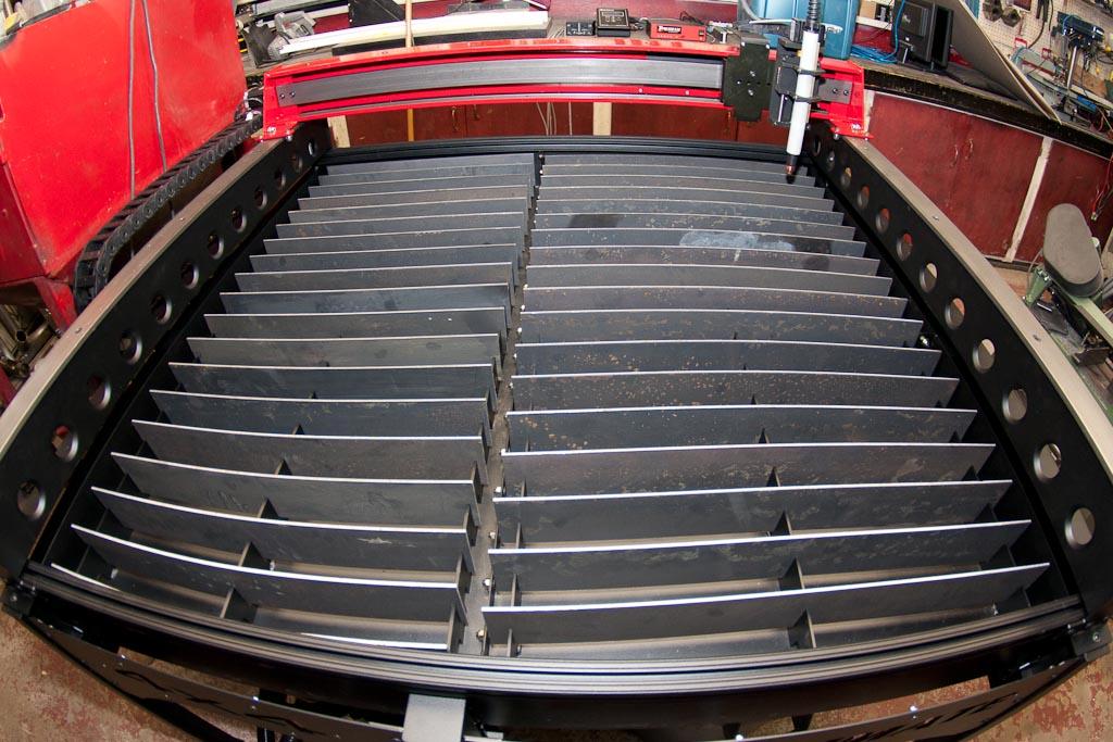 plasma steel group sheet machine table cutting pcl cnc