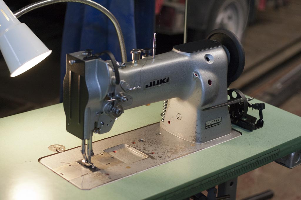 juki lu-563 sewing machine