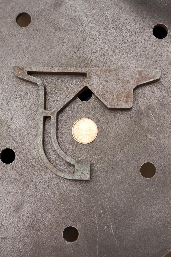 mandrel bend rotation tool steel