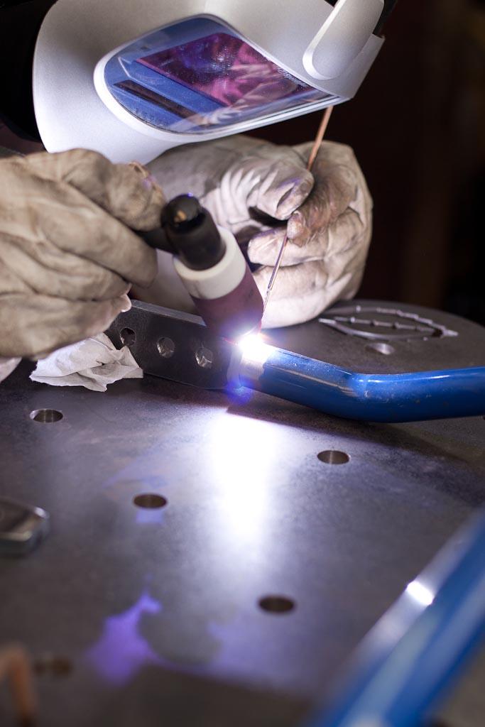 Mint Design TIG welding