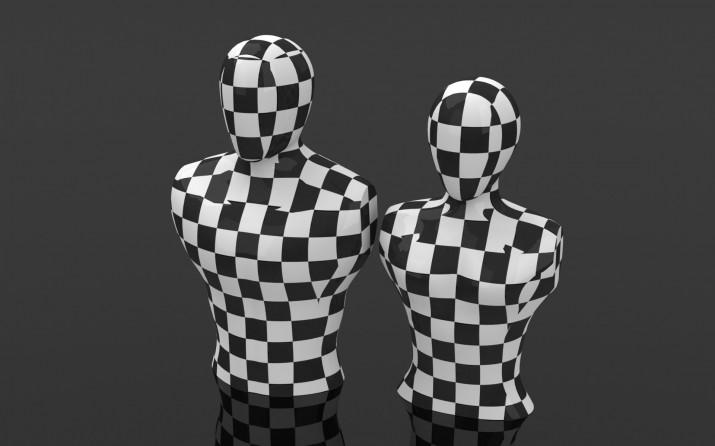 mannequin renderings