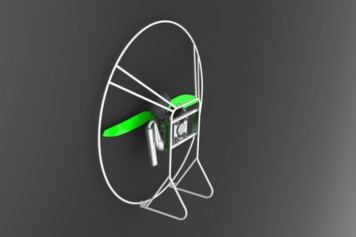 Paramotor design