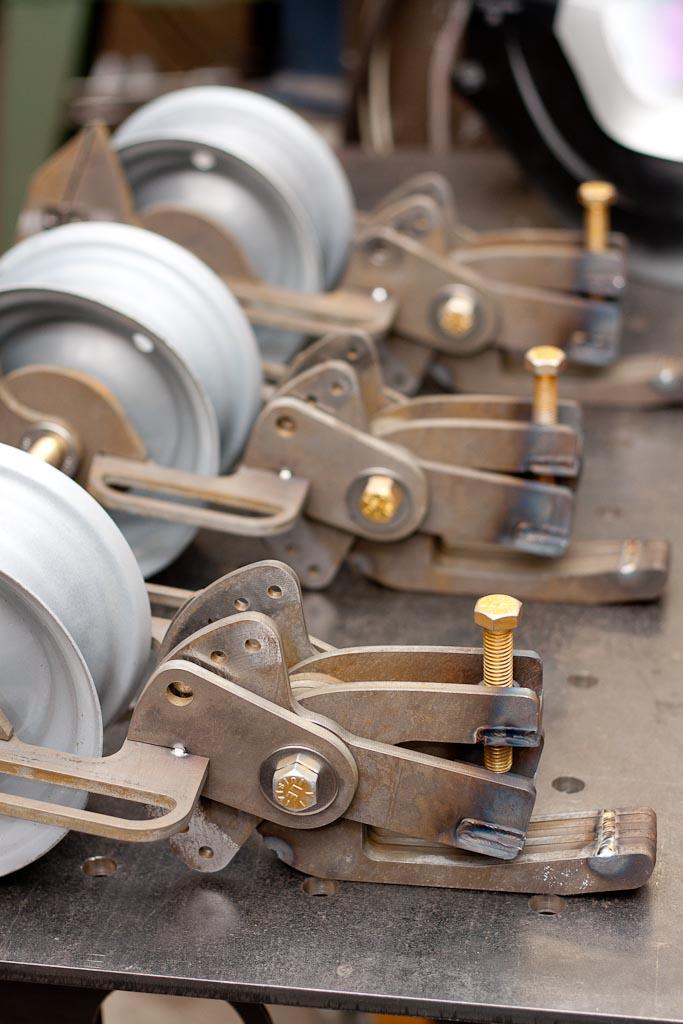 TIG weld wellhead