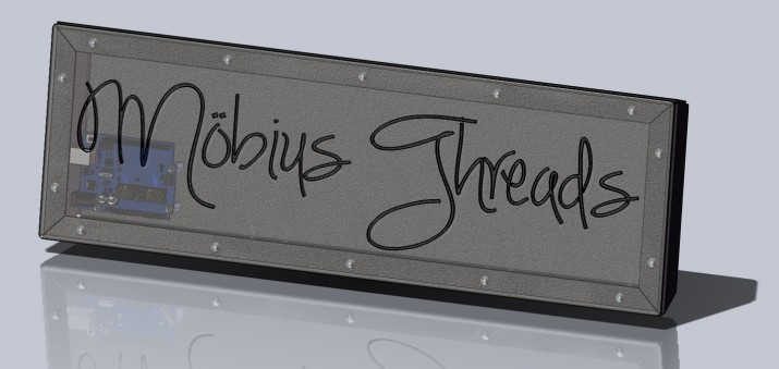 Mobius Threads Sign