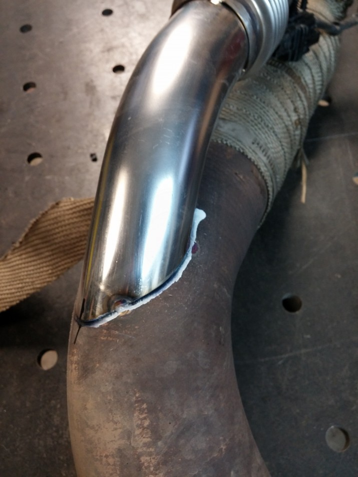 tig weld stainless