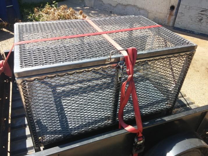 steel crate saskatoon